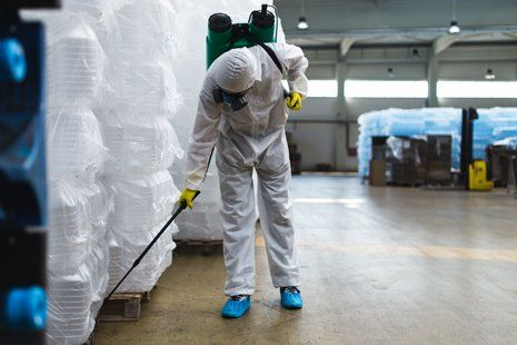 Pest Control Roodhouse IL