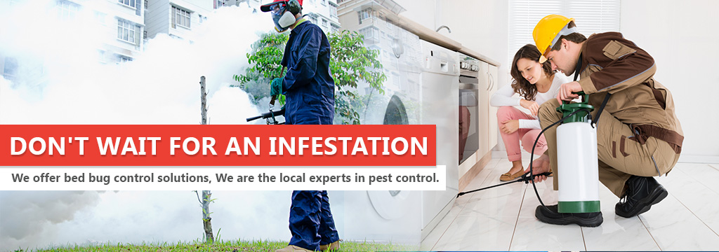 Trusted And Reliable Pest Control Daphne AL